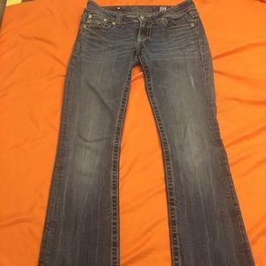 bootcut Medium wash MissMe jeans size 27 regular